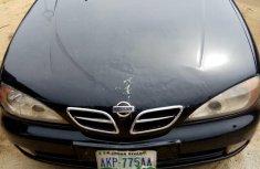 Nissan Primera 2002 Break Automatic Black for sale