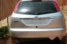Ford Focus 2001 Silver for sale