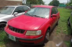 Volkswagen Passat 2002 1.8 Red for sale