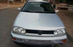 Volkswagen Golf 1.6 1997 Silver for sale