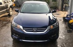 Honda Accord 2015 Blue for sale