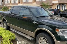Ford F-150 2014 Green for sale