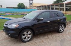 Acura RDX Automatic Tech Package 2007 Black for sale