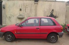 FOREIGN USED TOYOTA STARLET FOR SALE