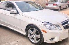 Mercedes-Benz E350 2012 for sale