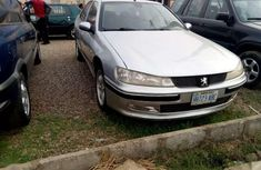 Peugeot 406 Silver 2003 for sale