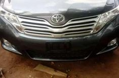 Clean Toyota Venza 2009 Black for sale
