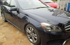 Extremely clean Mercedes Benz E350, 2016, Tokunbo