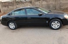 Nissan Altima 2003 Automatic Black for sale