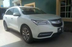 Foreign Used 2015 White Acura MDX for sale