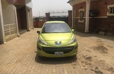 Peugeot 207 2008 SW 1.4 Green for sale