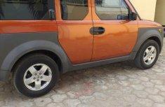 Honda Element 2005 LX Automatic Orange for sale