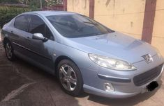 Neatly Used Manual Peugeot 407 for sale