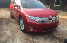 2010 Red Toyota Venza For Sale