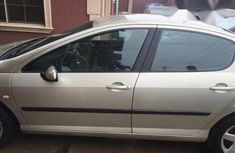 Archive: Peugeot 407 2009 Gray for sale