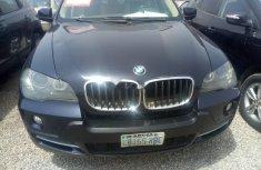 BMW X5 2008 Petrol Automatic Black for sale