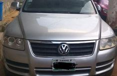Volkswagen Touareg 2006 Silver for sale
