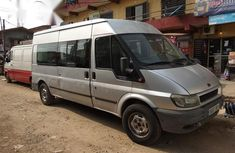 Ford Transit 2001 Silver for sale