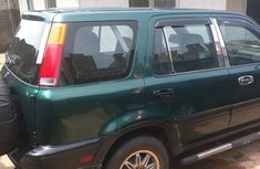 Honda CR-V 1999 2.0 Automatic Green for sale