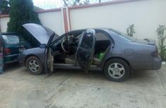 Nissan Altima 1999 Black for sale