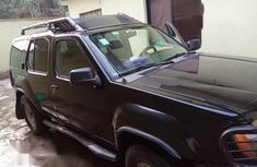 Nissan Xterra 2001 Black for sale