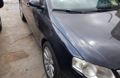 Volkswagen Passat 2010 Black for sale