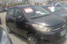 Hyundai i10 2011 Black for sale