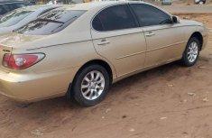 Lexus ES 2002 300 Gold for sale