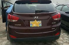 Hyundai ix35 2012 Brown for sale