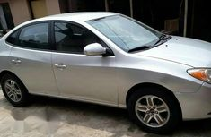 Hyundai Elantra 1.6 Automatic 2009 Silver for sale