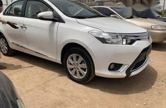 New Toyota Yaris 2016 White for sale