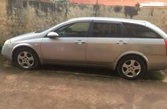 Nissan Primera Wagon 2002 Gray for sale
