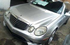 Mercedes-Benz E350 2009 Silver for sale