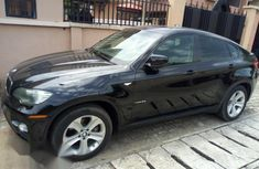 BMW X6 2011 Black for sale