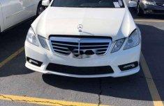 Almost brand new Mercedes-Benz E350 Petrol 2012