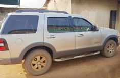 Ford Explorer 2006 Silver for sale