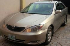 Cleanest 4 months used registeted Toyota Camry(big daddy)