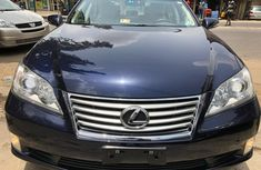 Direct Tokumbo 2011 Lexus ES350 with Fully paid duty.