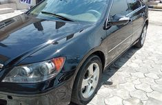 Acura RL 2008 Black for sale