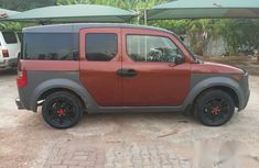 Honda Element 2005 LX Automatic Red for sale