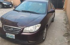 Hyundai Elantra 2008 1.6 GL Brown for sale