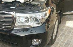 Toyota Land Cruiser 2015 Black for sale