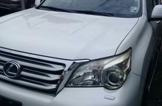 Lexus GX 460 Premium 2012 White for sale