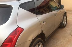 Nissan Murano 2003 Gray for sale