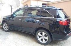 Acura MDX 2012 Black for sale