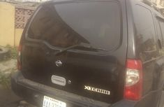 Nissan Xterra Automatic 2000 Black