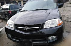 Acura MDX 2005 Black for sale