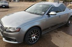 Audi A4 2010 Gray for sale