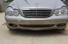 Mercedes-Benz C230 2007 Gold for sale