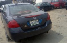 Honda Accord 2007 Sedan SE V-6 Automatic Blue for sale